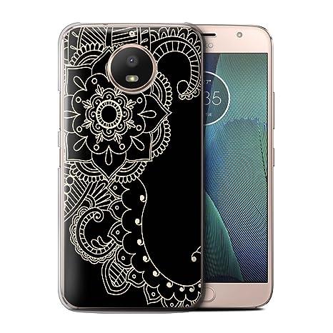 Stuff4® ® ® Phone Case/Cover/Skin/Moto de CC/Henna Tattoo ...