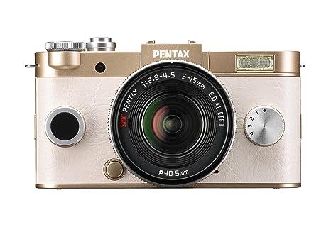 Pentax Q-S1 + 5-15mm + 15-45mm - Cámara EVIL,