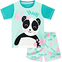 Harry Bear Pijamas Corto para Niñas Panda