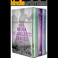 The Mina Scarletti Mystery Series: Books 1-3 (Sapere Books Boxset Editions)