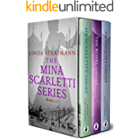 The Mina Scarletti Mystery Series: Books 1-3 (Sapere Books Boxset Editions)