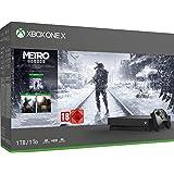 Xbox One X Metro Saga Bundle 1TB  (Xbox One)