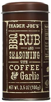 Trader Joe's BBQ Rubs