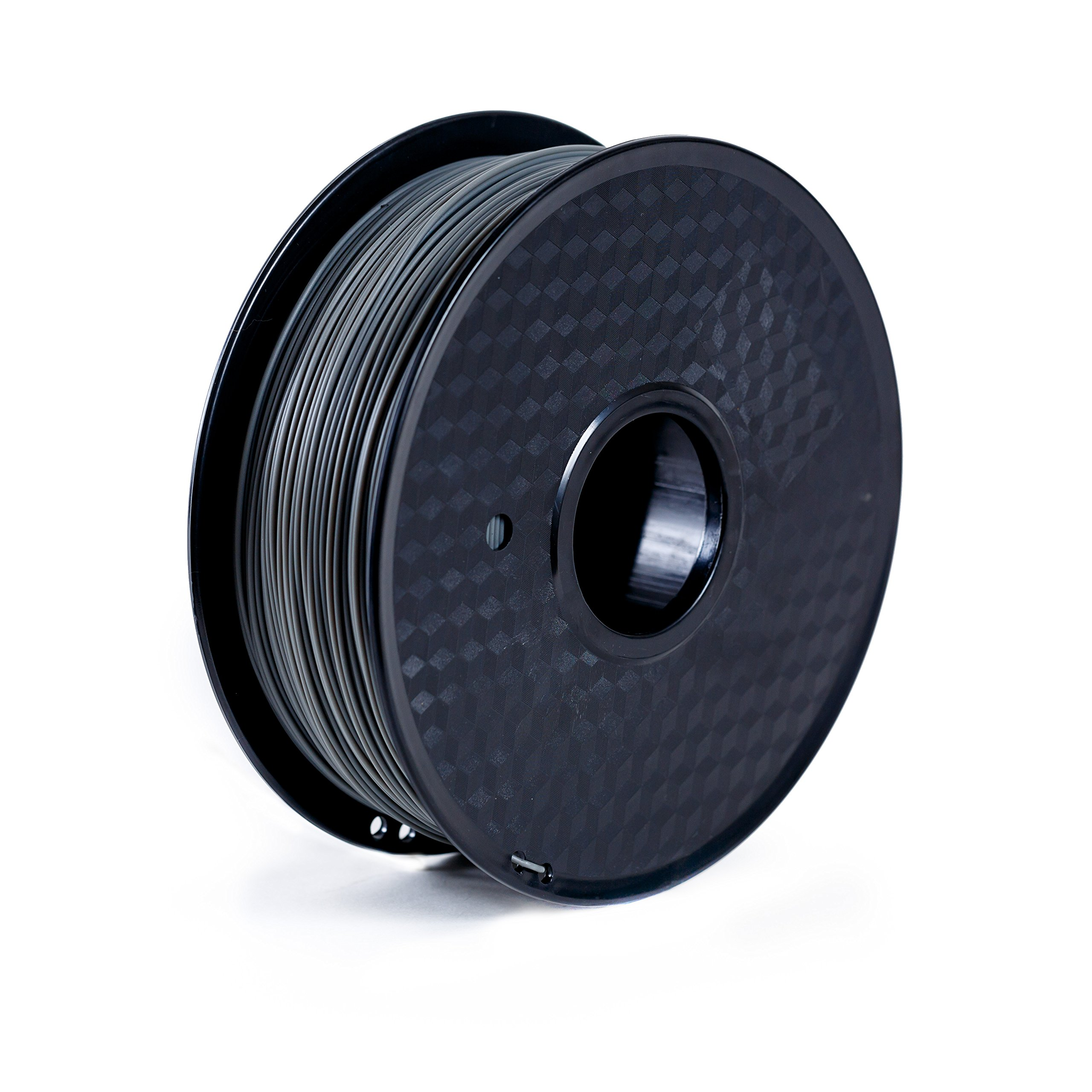 Paramount 3D PLA (PANTONE Graphite Gray 425C) 1.75mm 1kg Filament [BGRL7043425C]