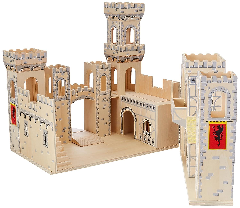 Wooden Toys Castle