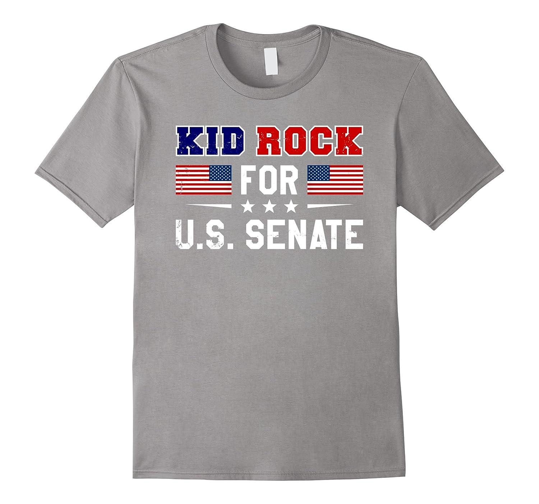 Rock We Trust For US Senate 2018 cool patriot T shirt-BN