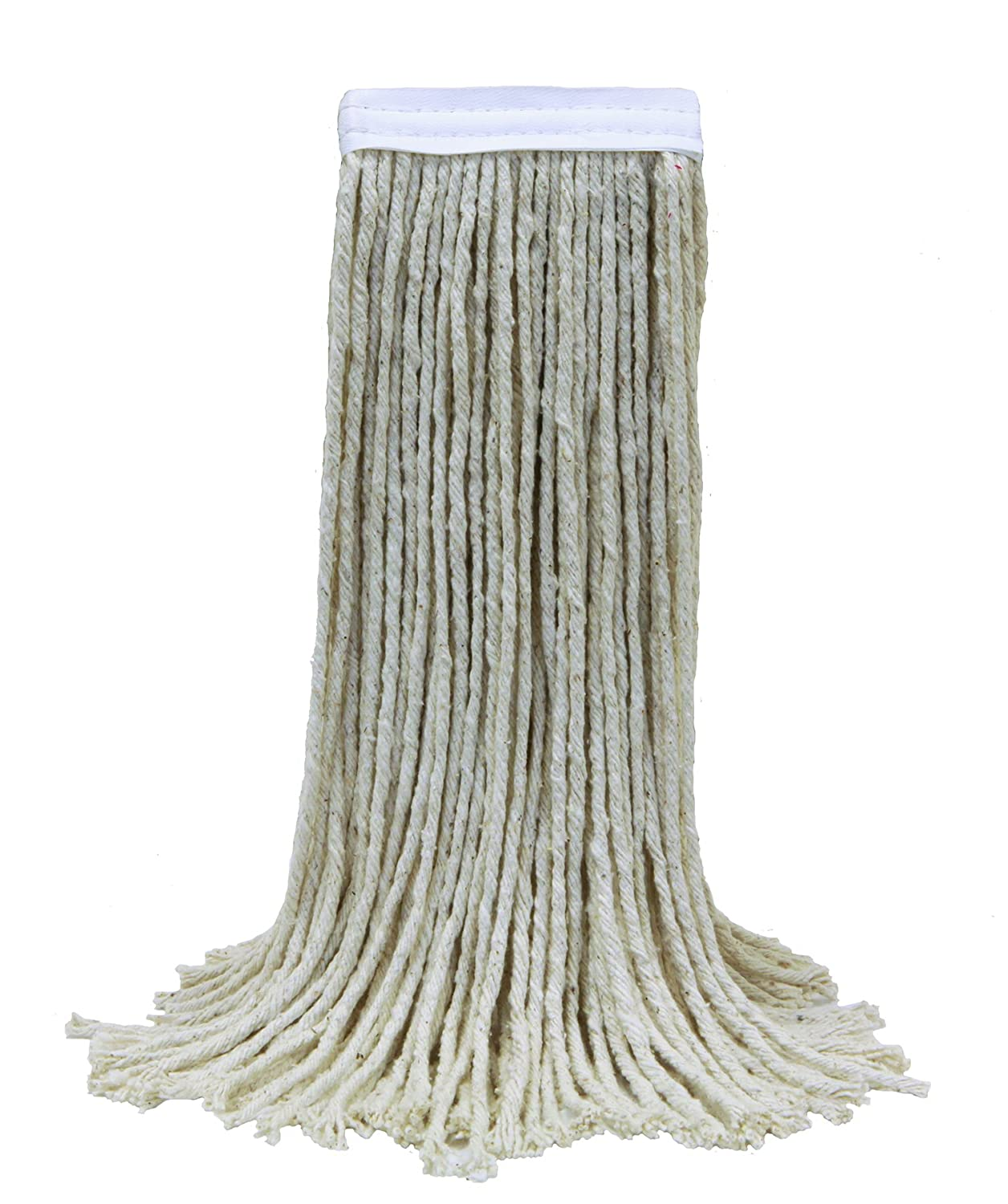 8-ply Pack of 12 Nextstep Commercial Products 24 OCedar Commercial 97813 MaxiCotton Cut-End Mop