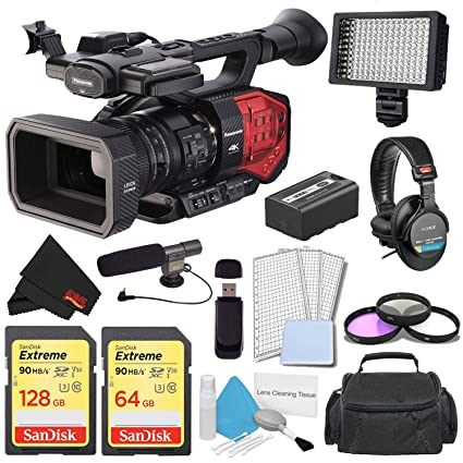 Amazon.com: Panasonic AG-DVX200 - Kit básico para ...