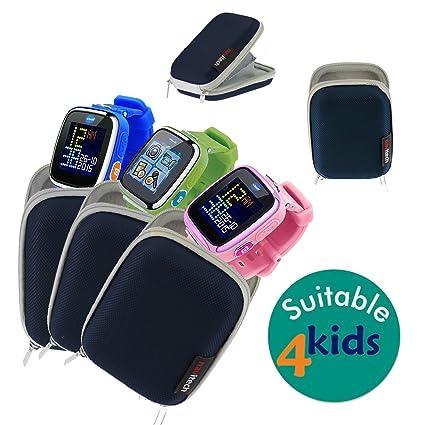 Kids Tablet Cases fr azul azul VTech Kidizoom Smart Watch ...