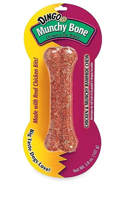 67a53f966987c Amazon.com : Dingo Munchy 1-Pack, 3.8-Ounce : Pet Snack Treats : Pet ...