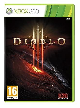 Diablo III (Xbox 360): Amazon co uk: PC & Video Games