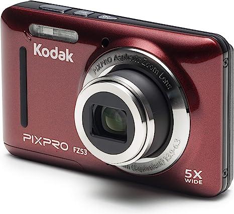 Kodak Pixpro Fz53 Digitalkamera 16 44 Megapixel 5 Fach Kamera