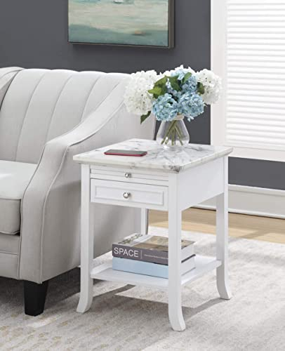 Convenience Concepts American Heritage Logan End Table