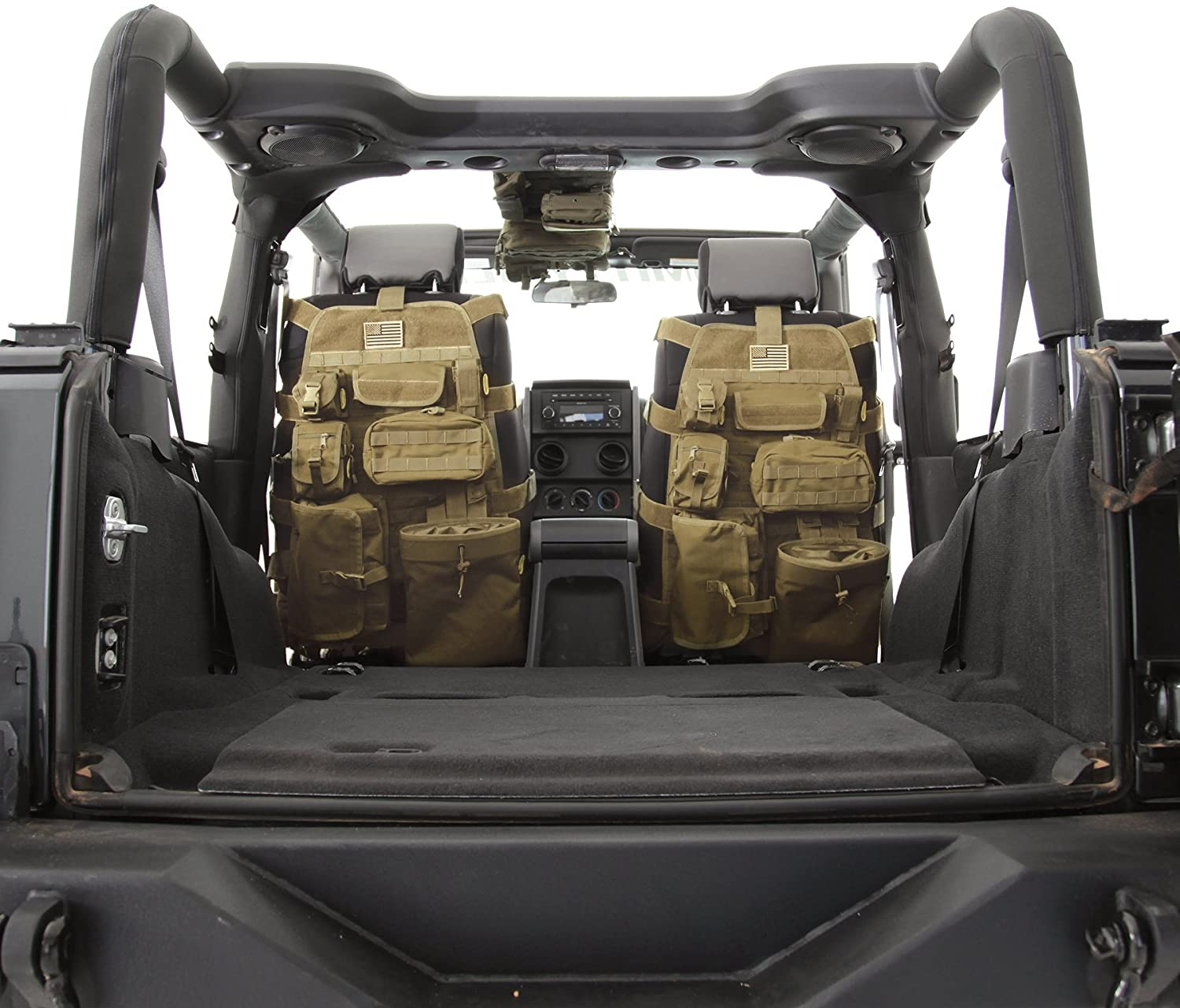 Strapped Smittybilt Cargo Storage Bags For Seat Covers Motors Other Car Truck Interior Parts Septicus Eu