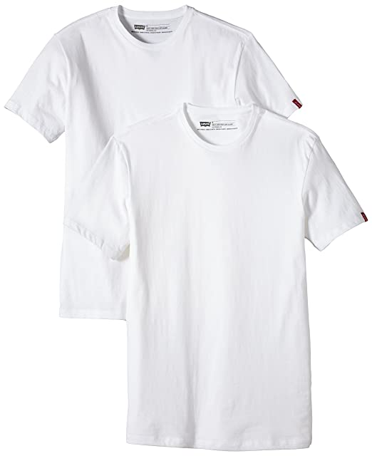 12 opinioni per Levi's- 2 Pack Tee, T-shirt da uomo