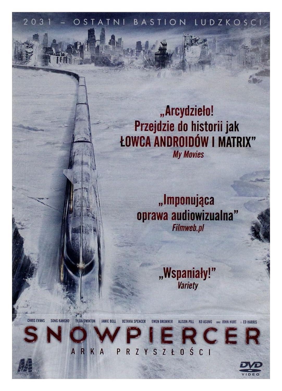 Amazon com: Snowpiercer [DVD] (English audio): Chris Evans