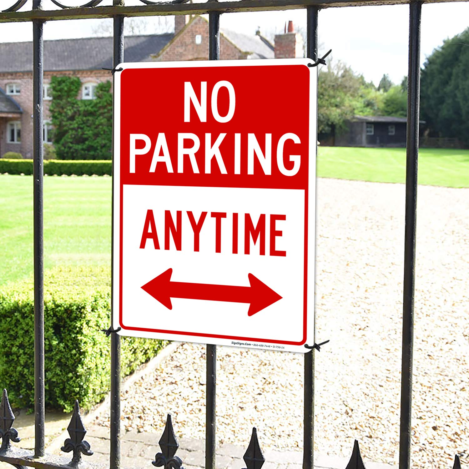Top Rated No Parking Signs