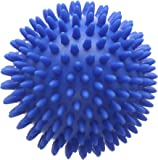 66fit Spiky 10cm Soft Massage Ball x 1pc - Trigger Point Reflexology Stress Release