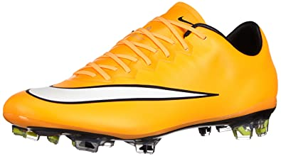 4929f6d0c7e2 Nike Mercurial Vapor X FG (Ground Laser Orange Black Volt White)