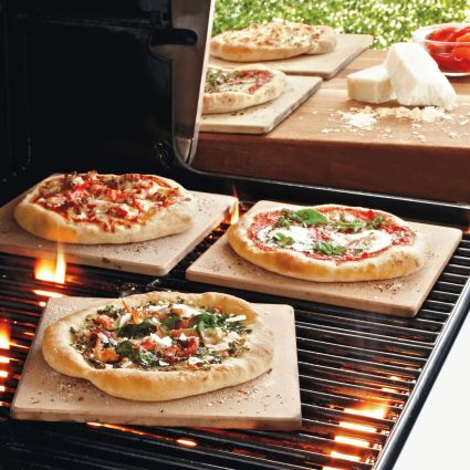Sur La Table® Pizza Stones, Set of 6 | Sur La Table