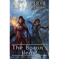 The Baron's Heart: Heroes of Ravenford Book 5 (English Edition)