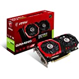 MSI Computer Video Graphic Cards GTX 1050 GAMING X 2G