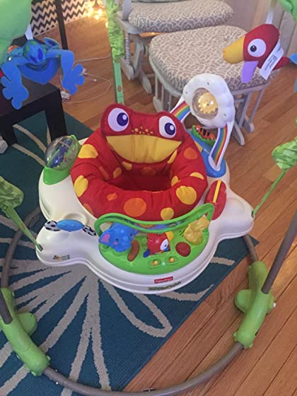 Fisher-Price Rainforest Jumperoo Totally recommend this!