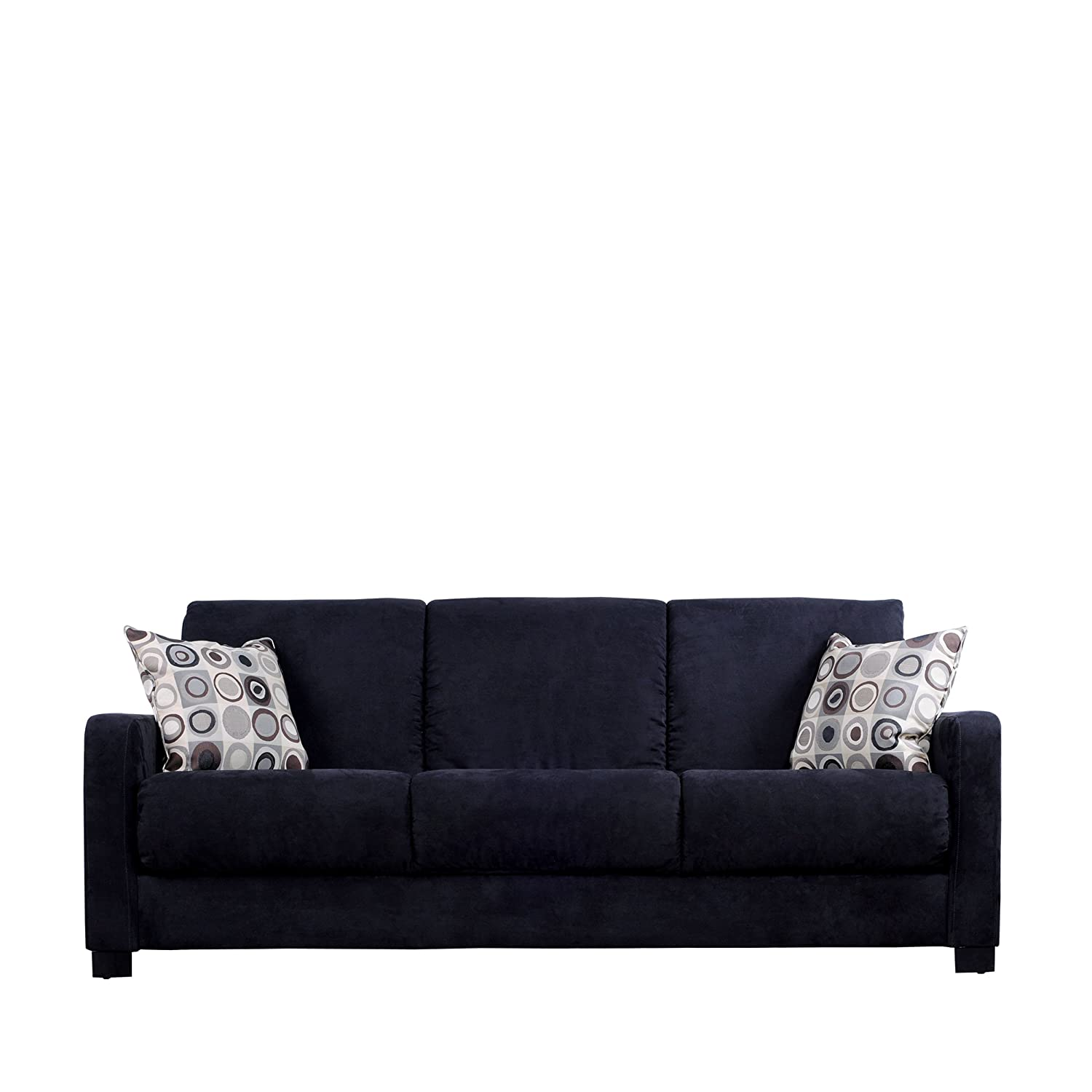 Amazon.com: Handy Living CAC1-S8-AAA19 Cabo Living Room Convert-A ...