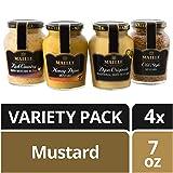 Maille Gourmet Mustard Variety, 4 Pack