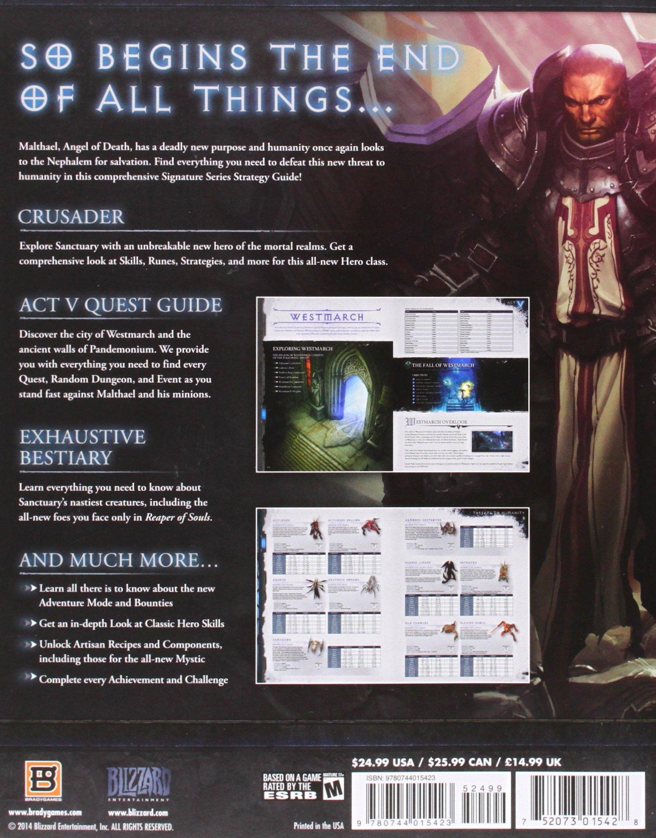 Diablo Iii Signature Series Guide Pdf