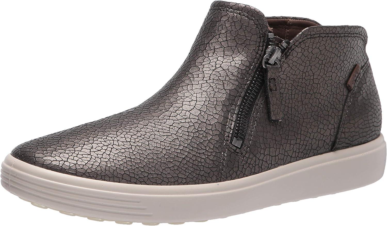ECCO Women/'/'s Soft 7 W Low-Top Sneakers