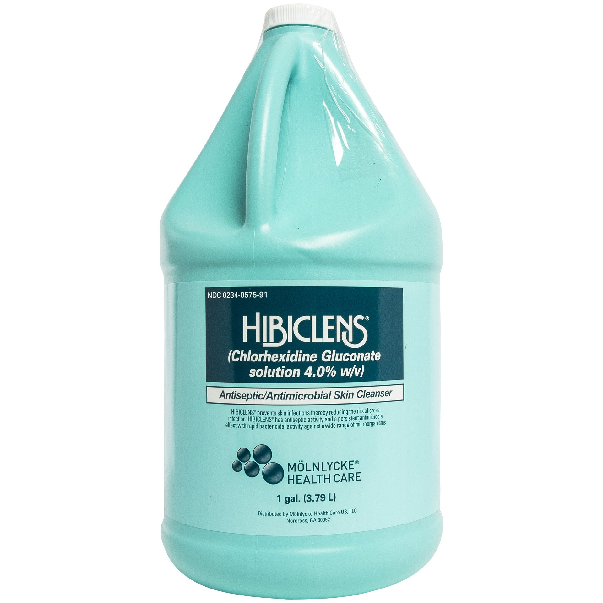 Molnlycke Health Care Hibiclens Liquid Antiseptic Gallon - Model 57591 - Each by Beststores