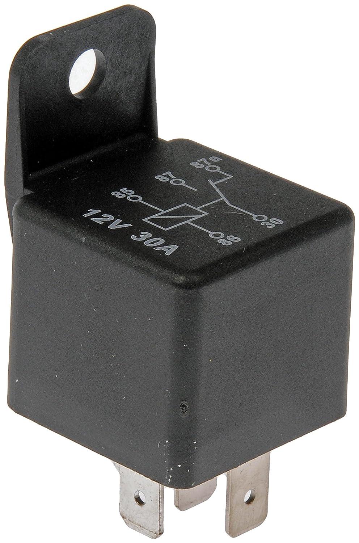 Dorman 88069 Universal 5 Pin 30 Amp Relay, 12V Dorman - Conduct-Tite