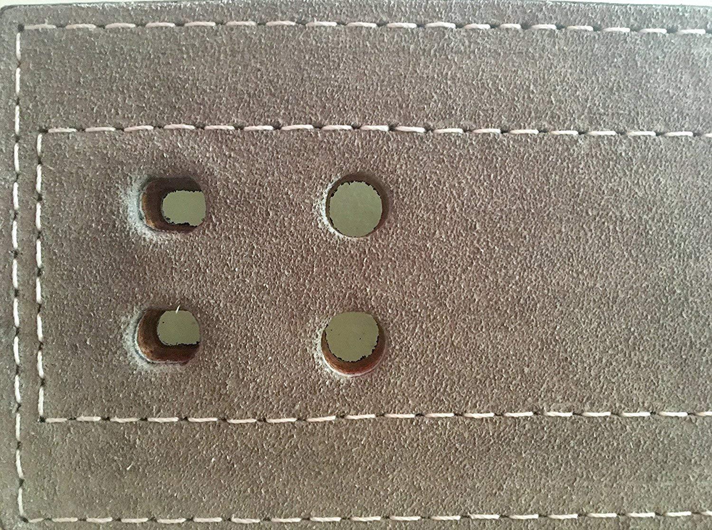 Inzer Advance Designs Forever Lever Belt 10MM (Charcoal, X-Large)