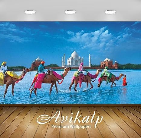 Avikalp Exclusive Awi3124 Tajmahal Indian Culture Desktop Full Hd