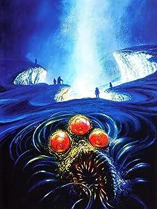 73484 The Thing Movie John Carpenter Sci-Fi Horror Decor Wall 32x24 Poster Print
