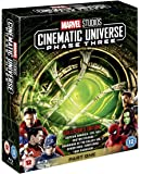 Marvel Cinematic Universe Collector's Edition Box Set - Phase 3 Part 1 [Blu-ray]