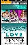 Summer Love (Calendar Guys Book 3)