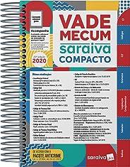 Vade Mecum Compacto Espiral - 22ª Ed. 2020