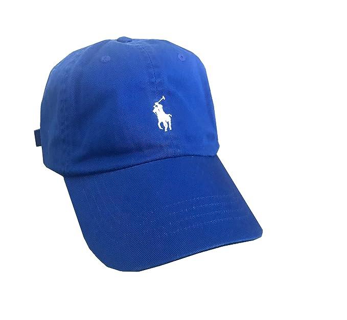 Polo Ralph Lauren cappello Classic Berretto Uomo (azzurro)  Amazon ... 00113d30837b