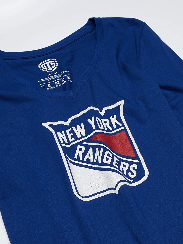 OTS NHL Womens Rival Long Sleeve Tee