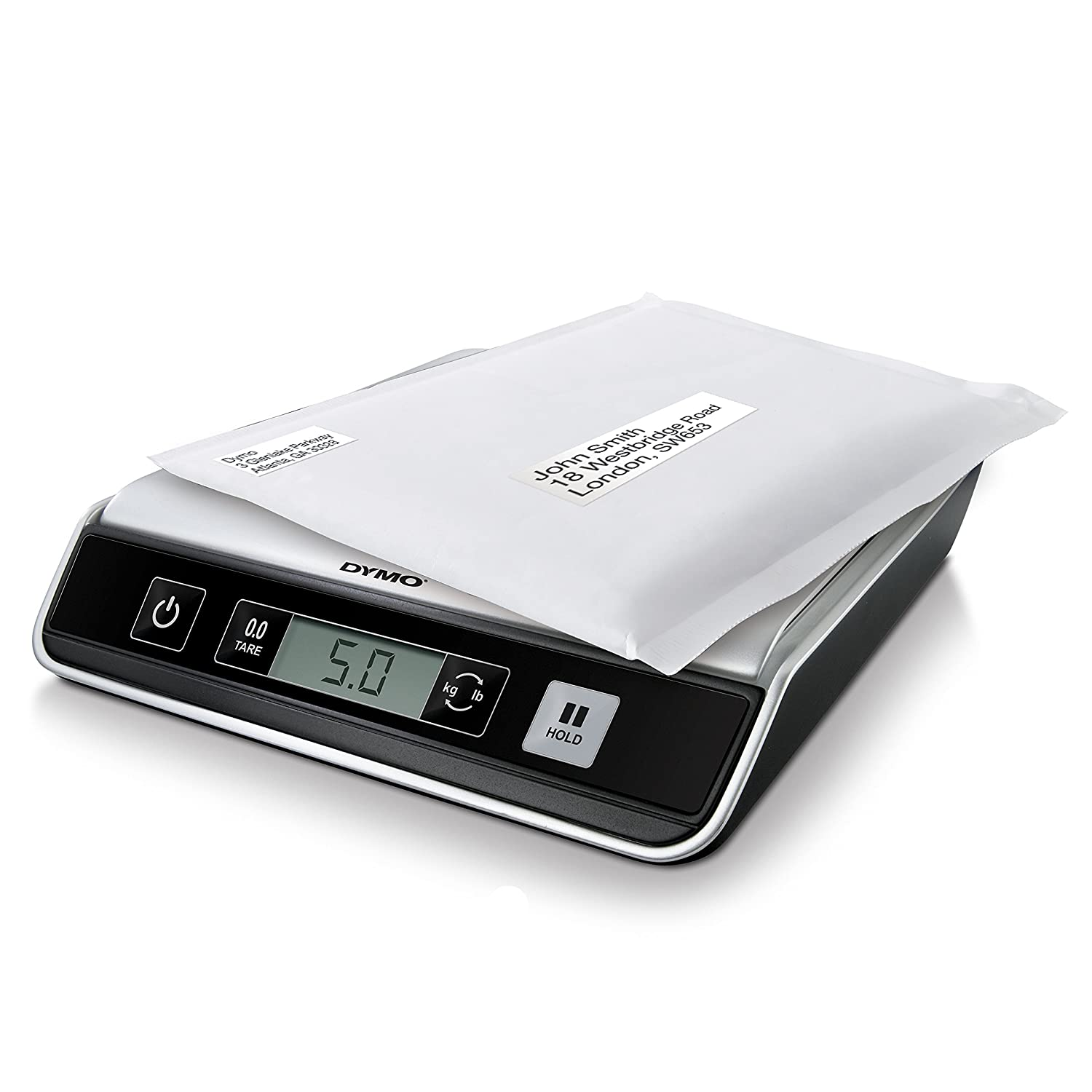 DYMO Digital Postal Scale/Shipping Scale, 25-Pound (1772059)