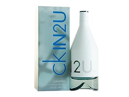 Nuevo Calvin Klein ck IN2U – agua de colonia para mujer Colonia Spray Essence aroma para