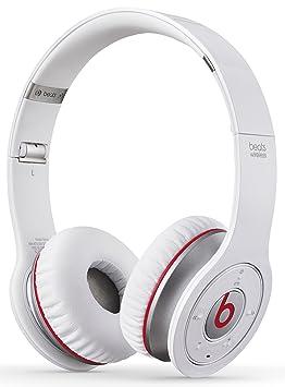 Beats By Dr Dre Wireless Casque Audio Sans Fil Blanc Amazonfr