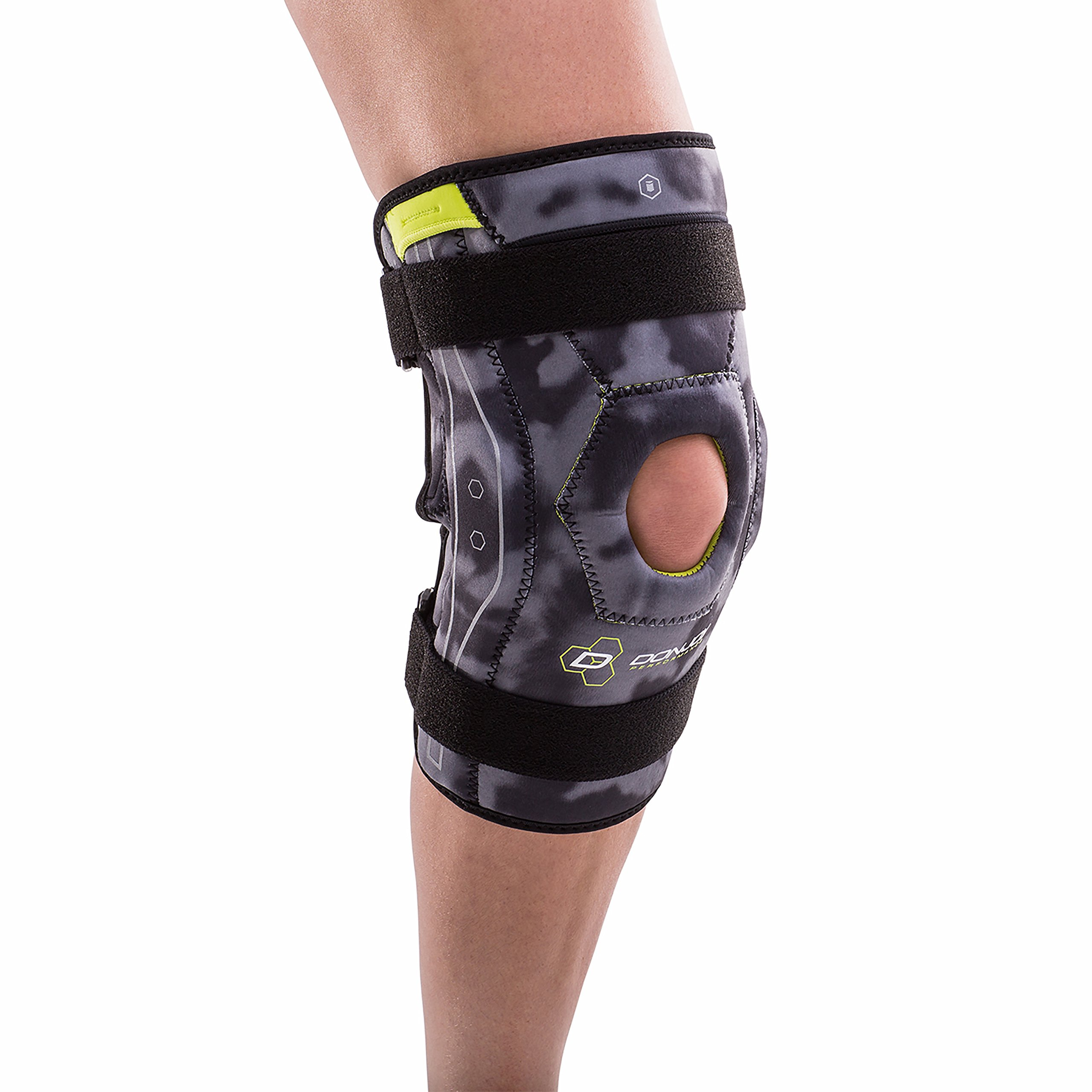 DonJoy Performance Bionic Knee Support Brace: Camo, Large