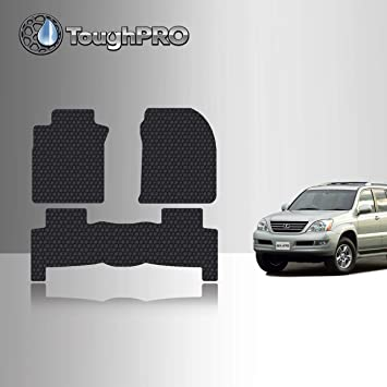 DODGE RAM ALL YEARS 5 Piece Heavy Duty Rubber MPV Taxi Style Floor Mat Set