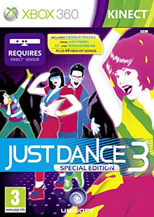 Just Dance 3 - Special Edition - Kinect Required (Xbox 360 ...