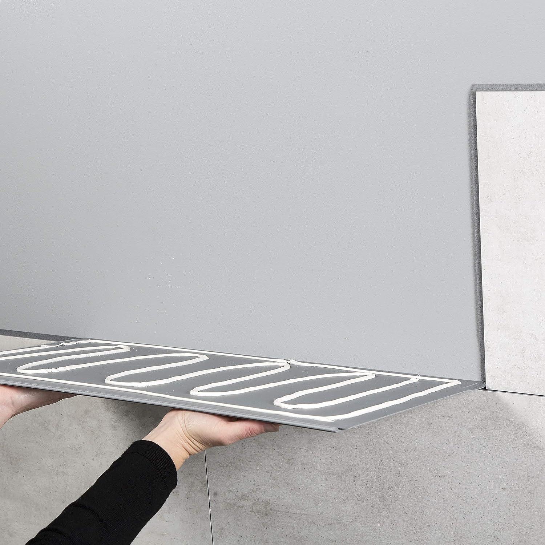 x 14.76 in Durable 25.59 in Wind Gust Wall//Backsplash Panels for Kitchen Waterproof Bathroom 8 Panels or Shower Interlocking Vinyl Wall Tile by Dumawall