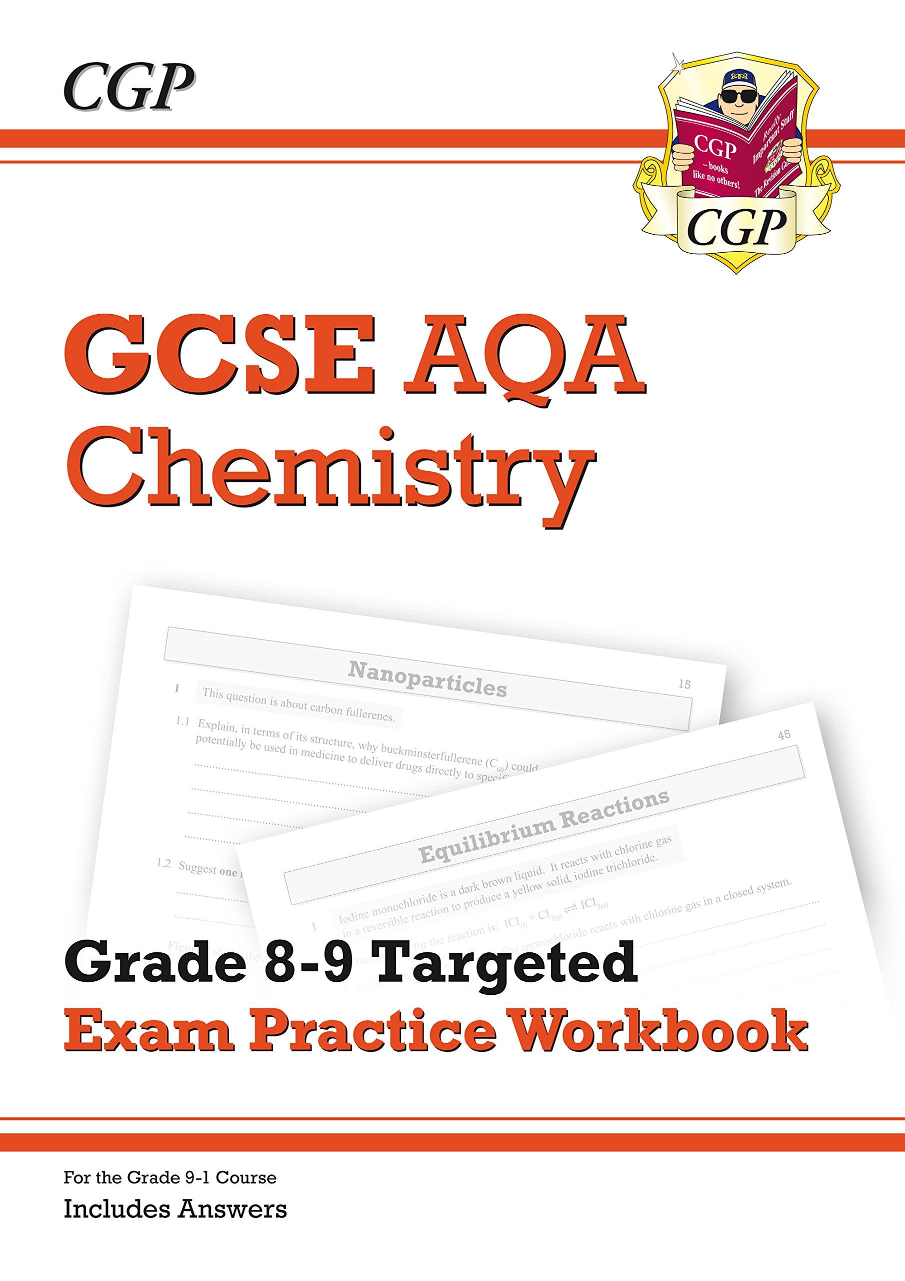 New GCSE Chemistry AQA Grade 8-9 Targeted Exam Practice