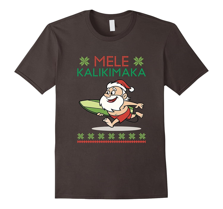 Cute Ugly Christmas Sweater Tshirt- Hawaiian Christmas Gift-FL